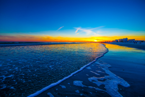 This image was taken in Cherry Grove South Carolina near Hog Inlet