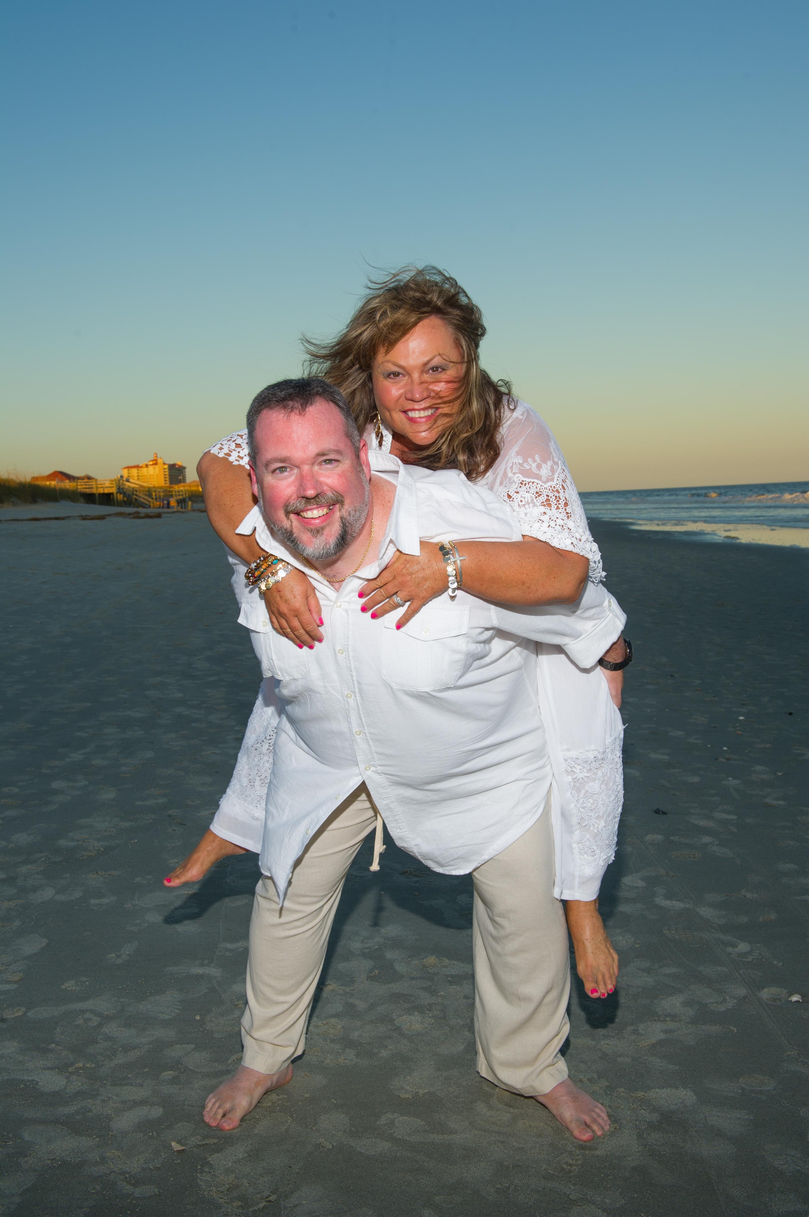 Best Wedding Photographer North Myrtle Beach