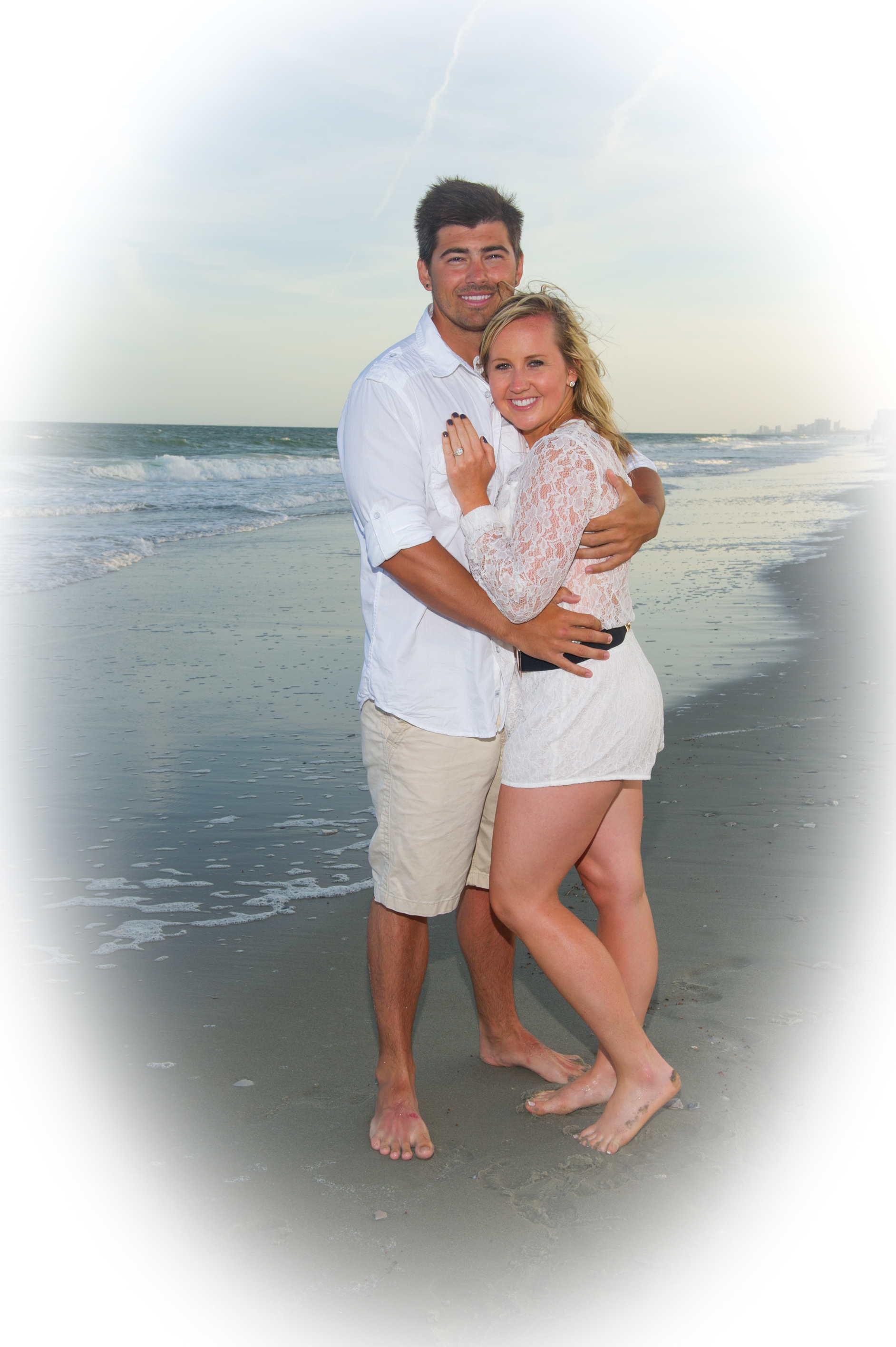 Engagement Photos Myrtle Beach