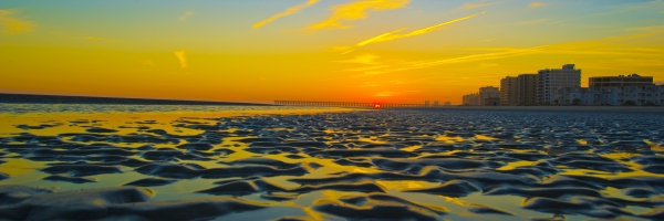 This image was taken on the Northern end of Cherry Grove Beach South Carolina