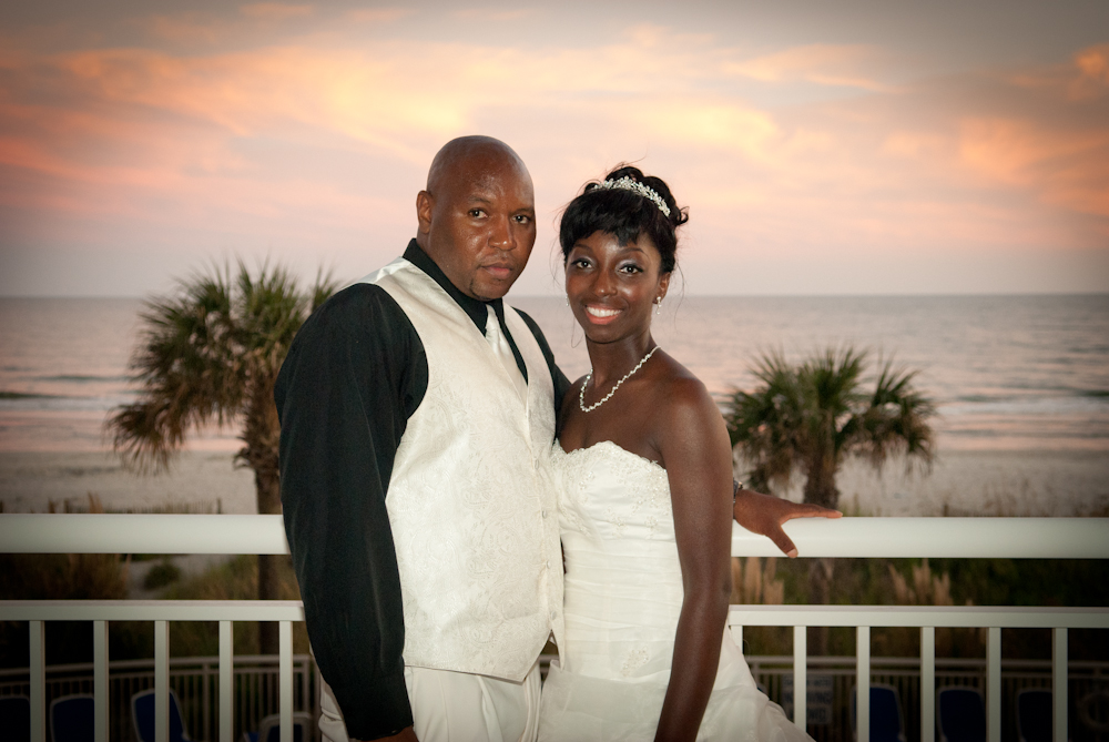North Myrtle Beach Sc Wedding Photographers