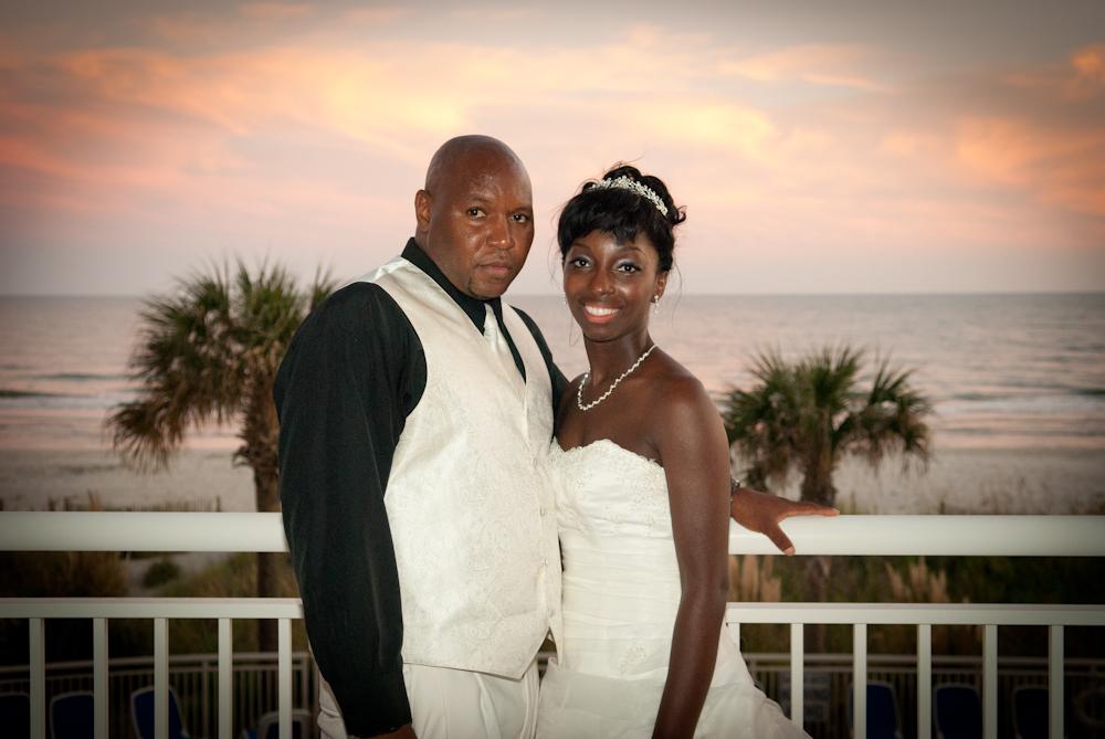 North Myrtle Beach Sc Wedding Photographers