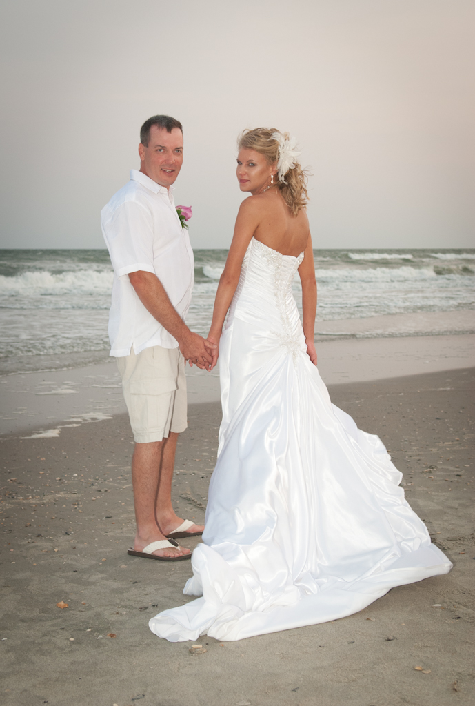 Best beach Wedding Photographer SC