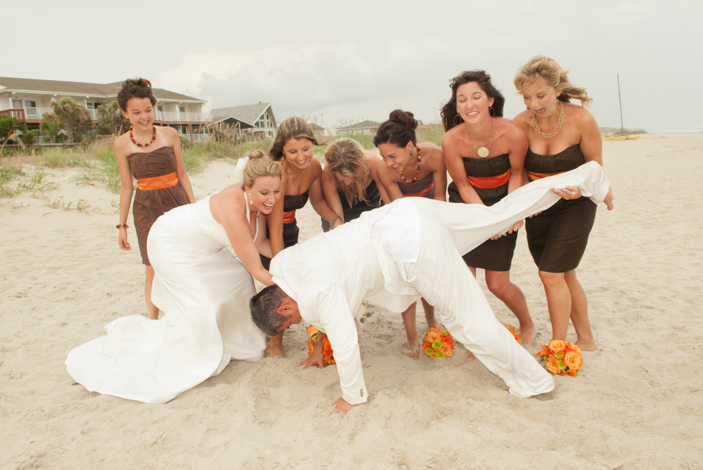 Best beach Wedding Photographer Myrtle Beach