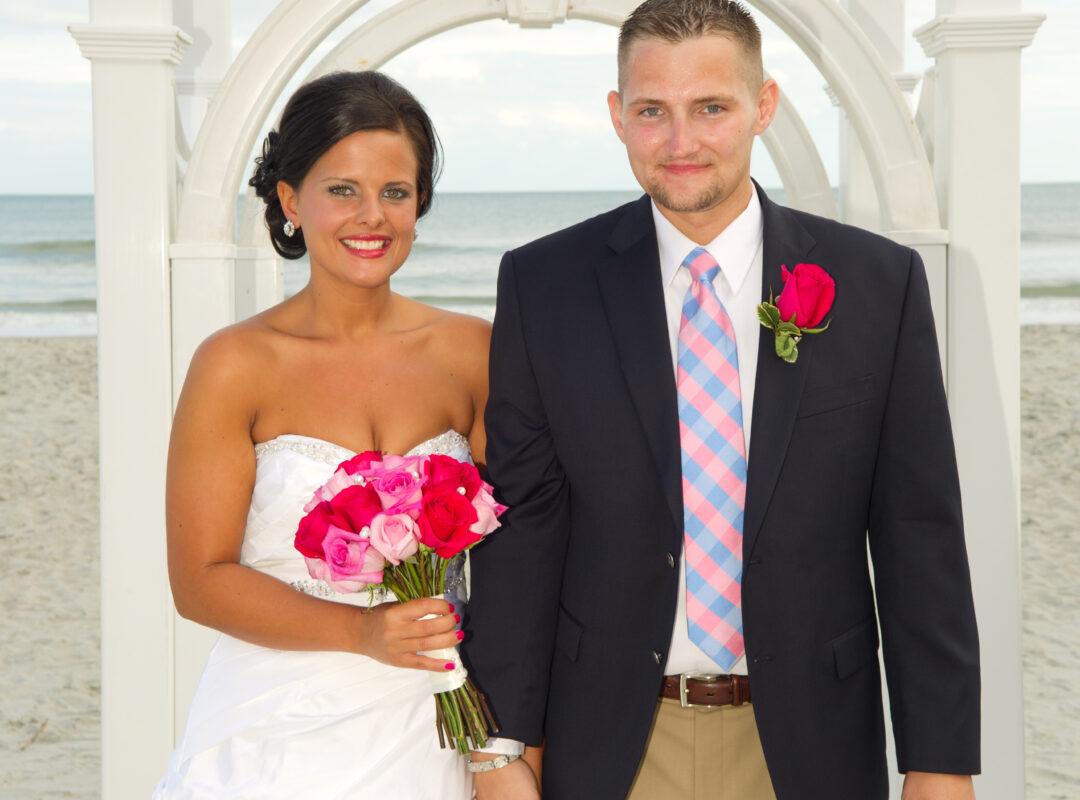 Myrtle Beach SC Wedding Photographer