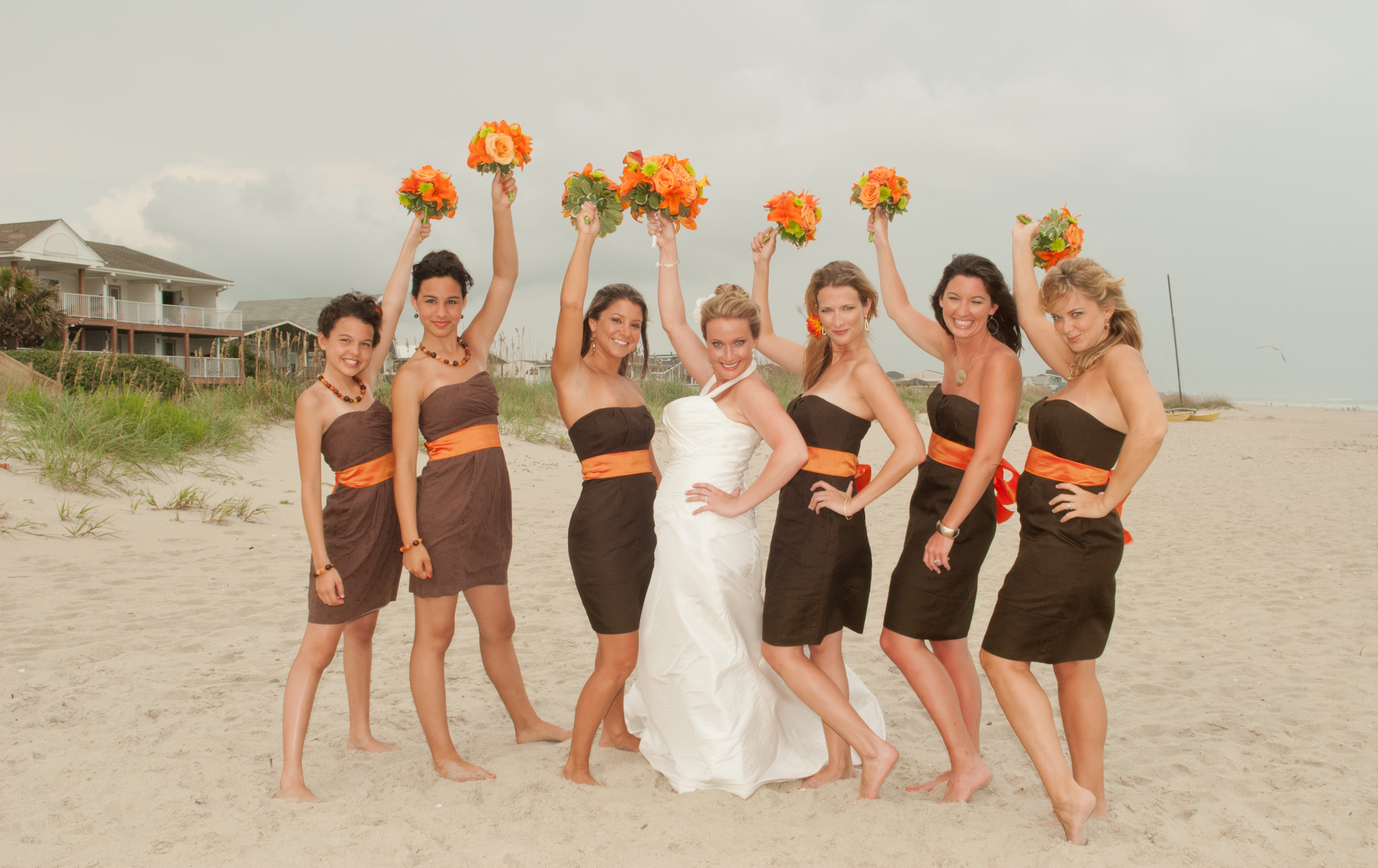 North Myrtle Beach SC Wedding Photographer