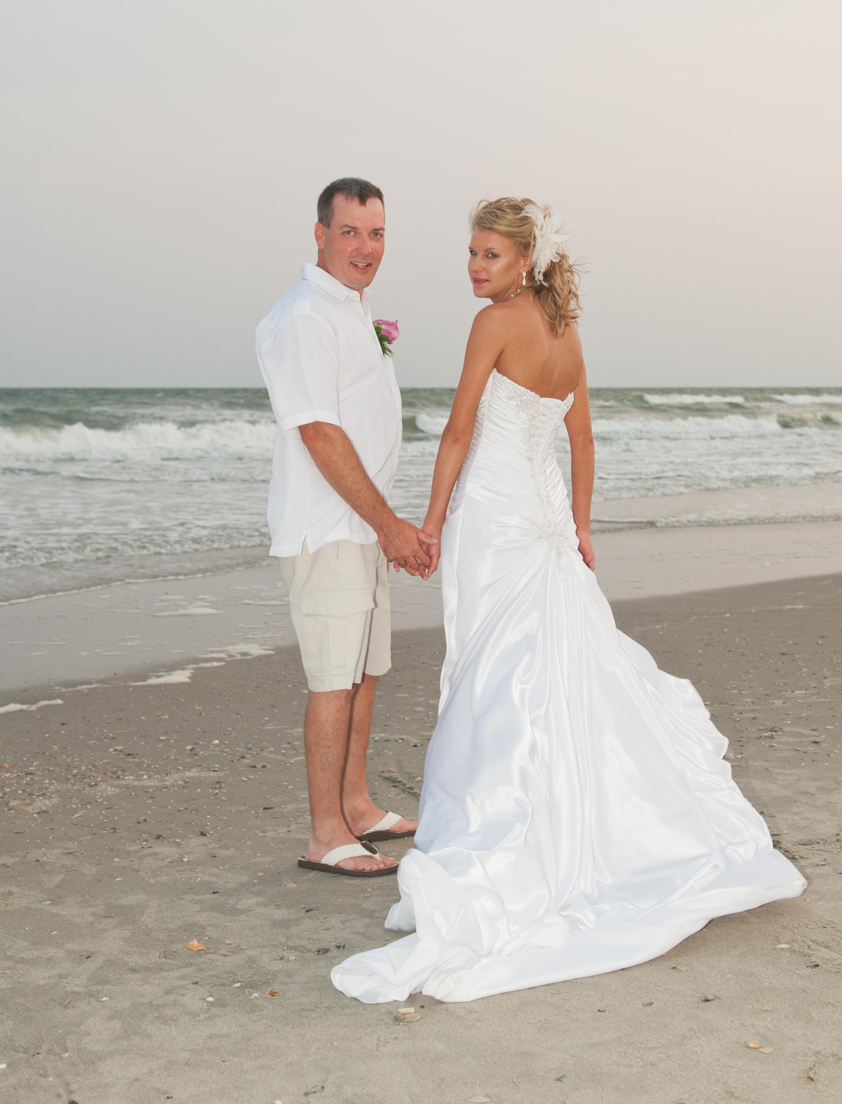 North Myrtle Beach Wedding Photographer