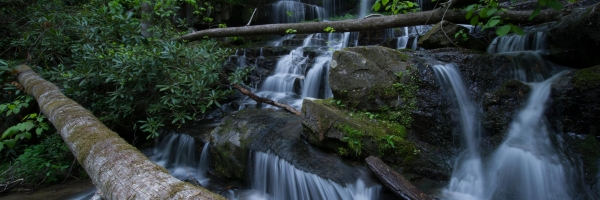 This image was taken recently to Virginia Hawkins Falls and trust me you should be prepared for a half hour walk one way